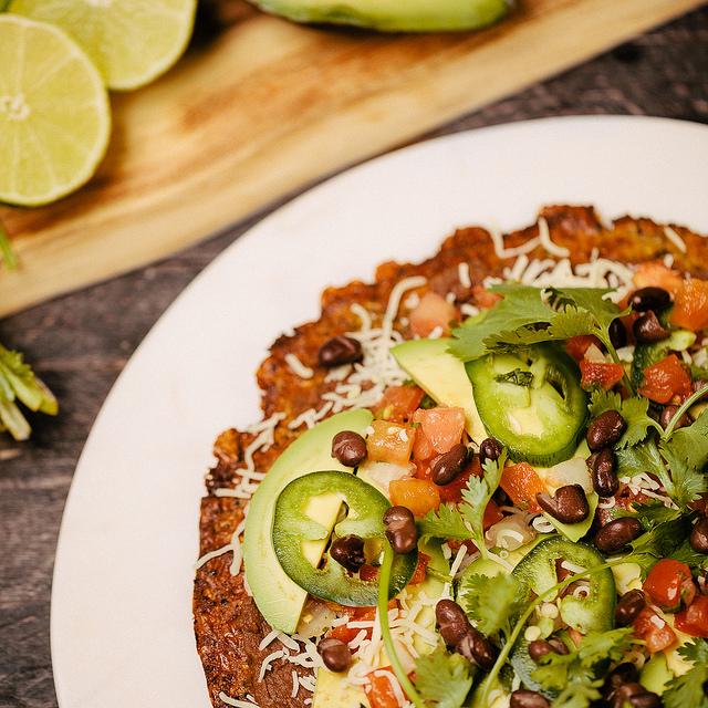 Gluten-Free Cali'Mex Pizza